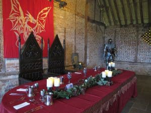 Red Barn - medieval